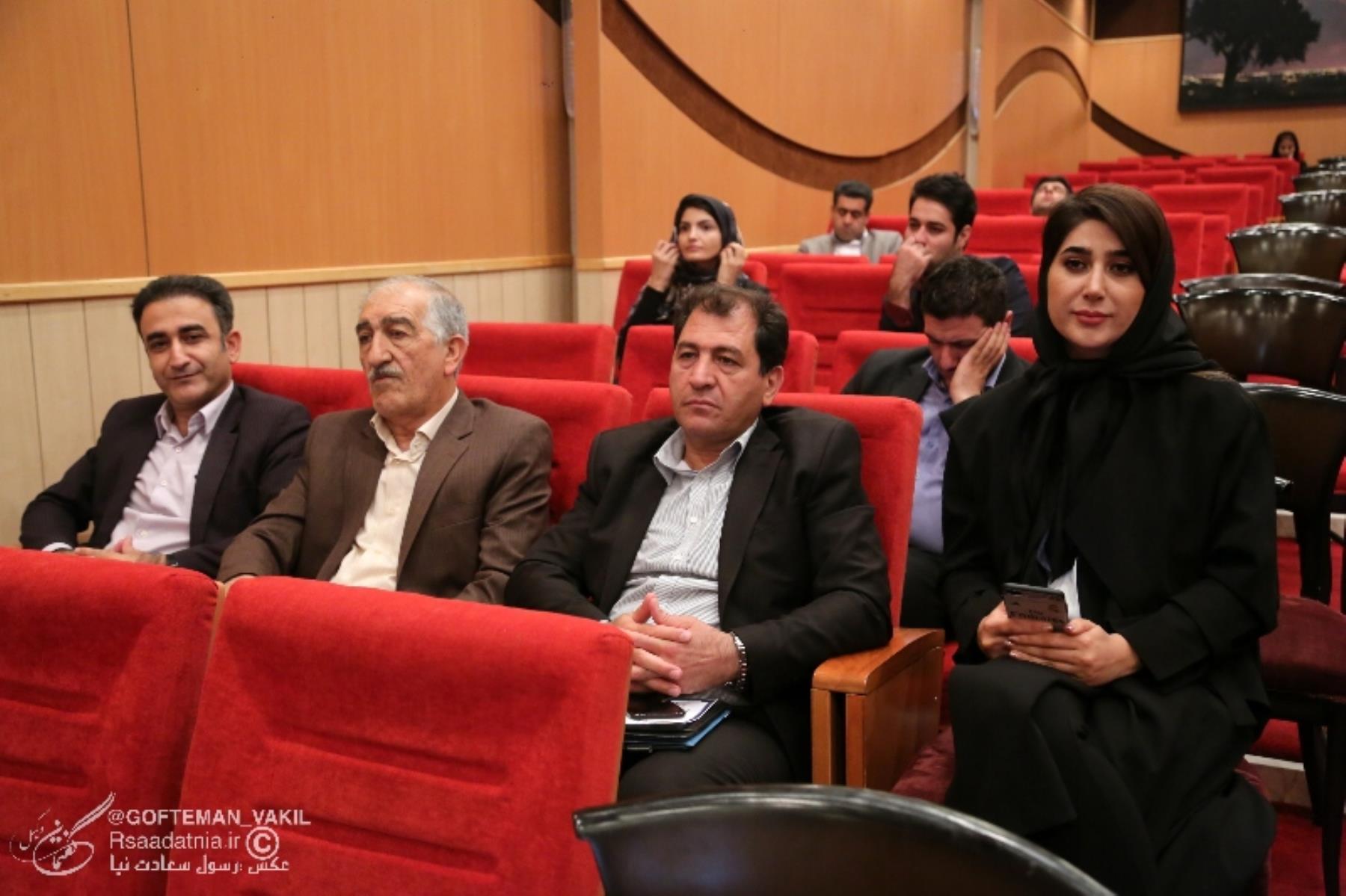 محسن علمداری. شیرزاد رحمانی ...هیات مدیره کانون وکلای فارس