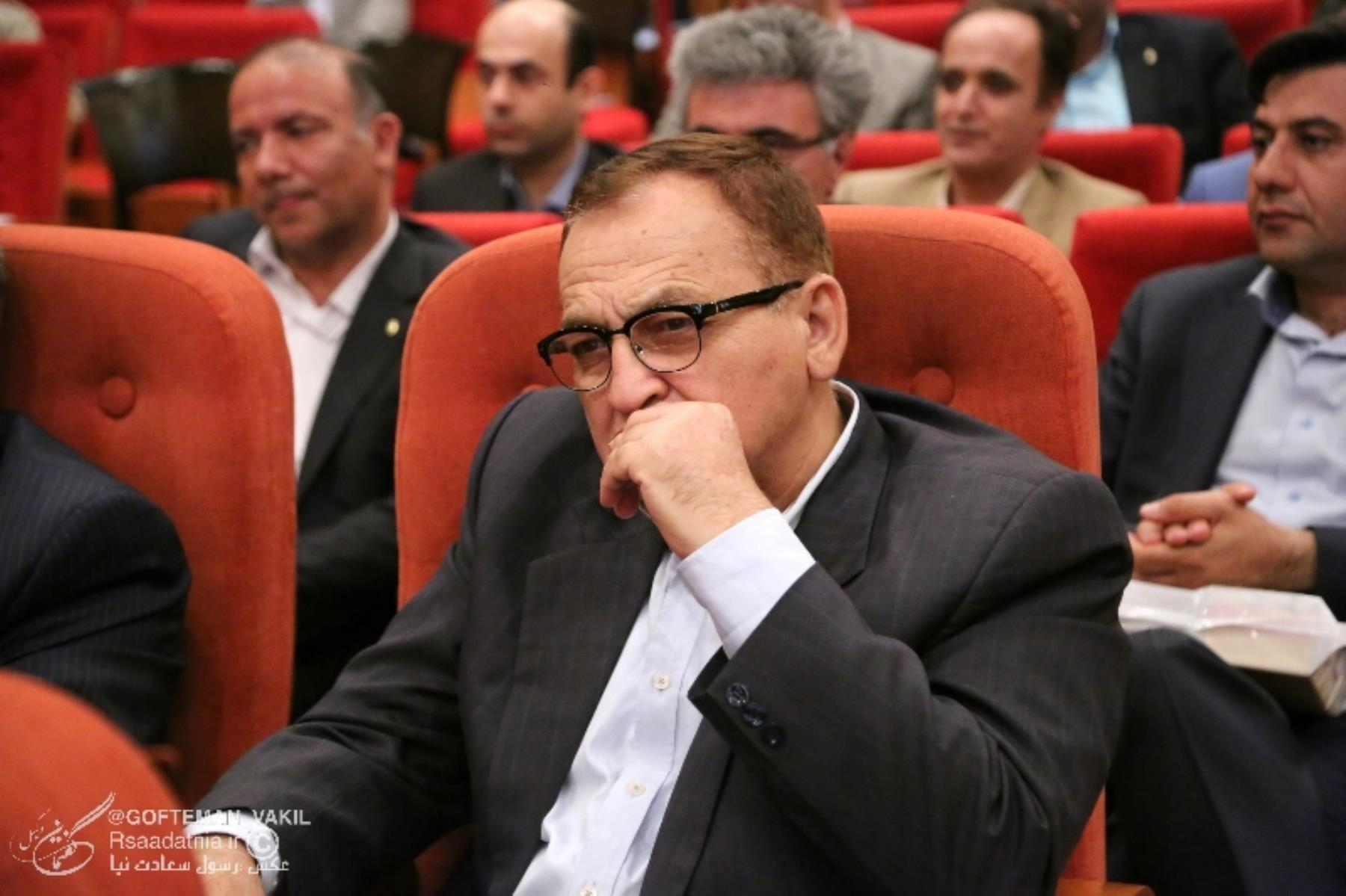 مسعود جعفرزاده عضو هیات مدیره کانون وکلای دادگستری بوشهر