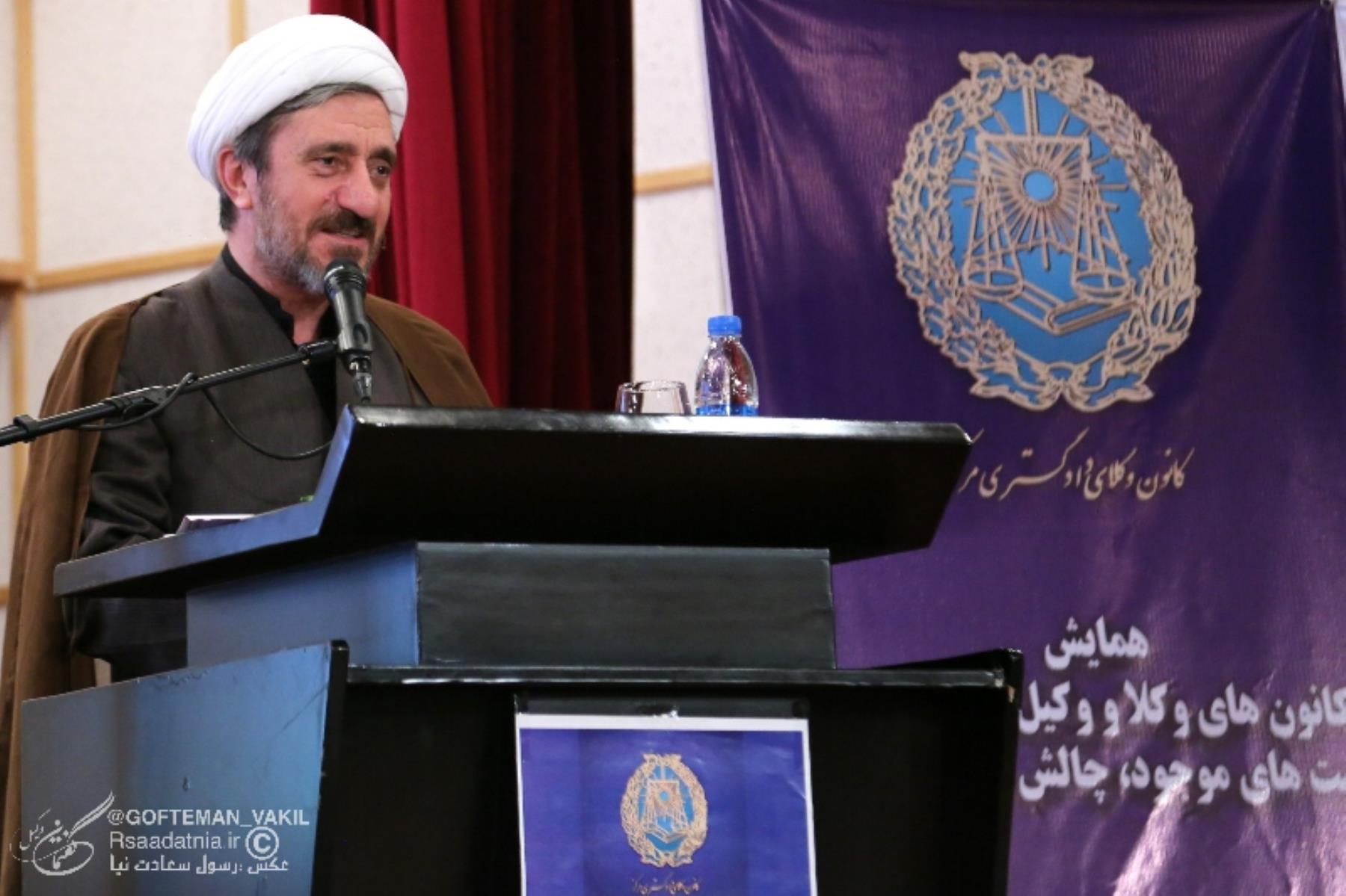 عبدلهی رئیس مرکز حفاظت و اطلاعات قوه قضائیه