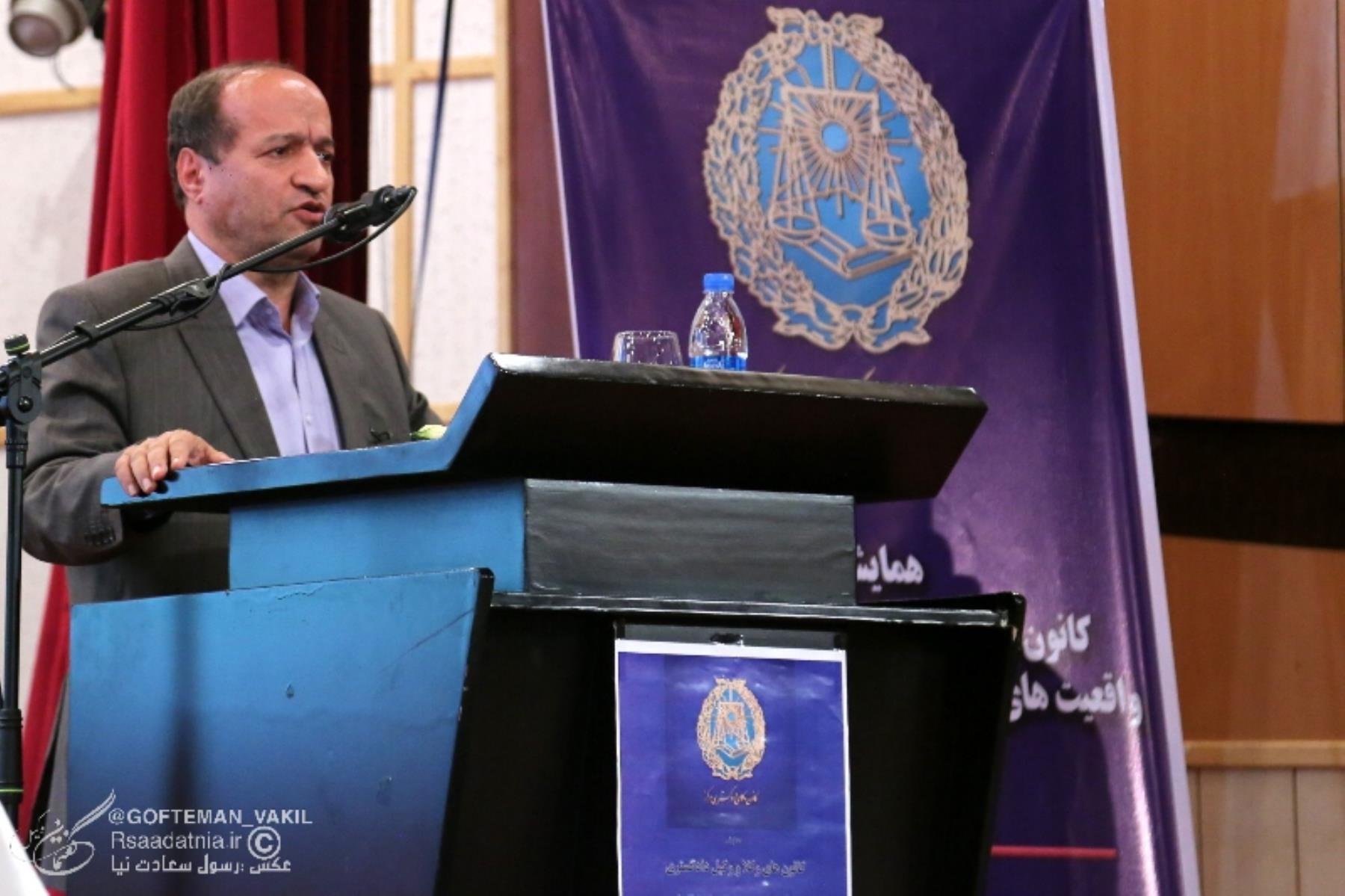 محمد کاظمی  نائب رئیس کمیسیون حقوقی و قضائی مجلس